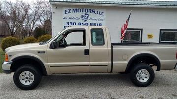 2000 Ford F-250 Super Duty for sale in Deerfield, OH