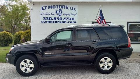 2004 Toyota 4Runner for sale in Deerfield, OH