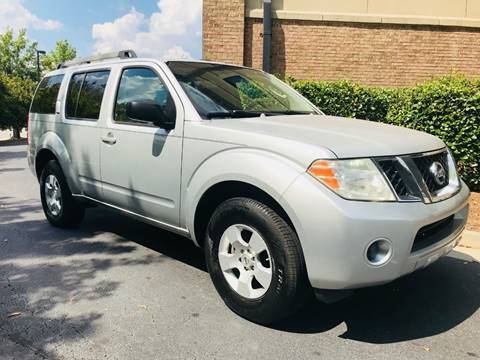 2008 Nissan Pathfinder For Sale >> 2008 Nissan Pathfinder For Sale In Doraville Ga