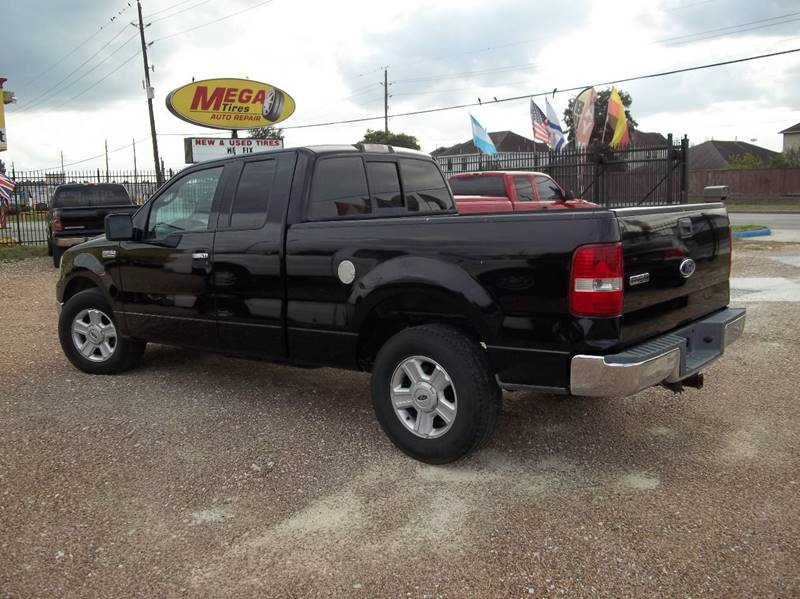 2004 Ford F-150 4dr SuperCab XLT Rwd Styleside 6.5 ft. SB - Houston TX