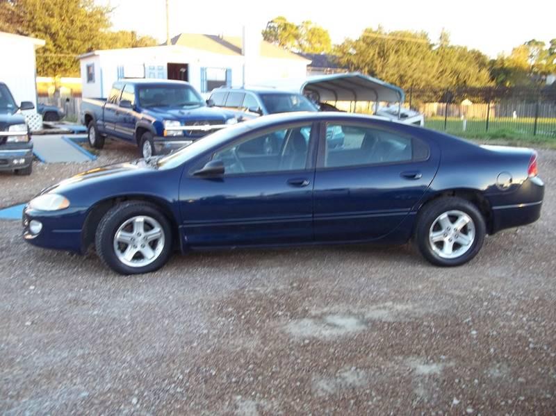2004 Chrysler Intrepid ES - Houston TX