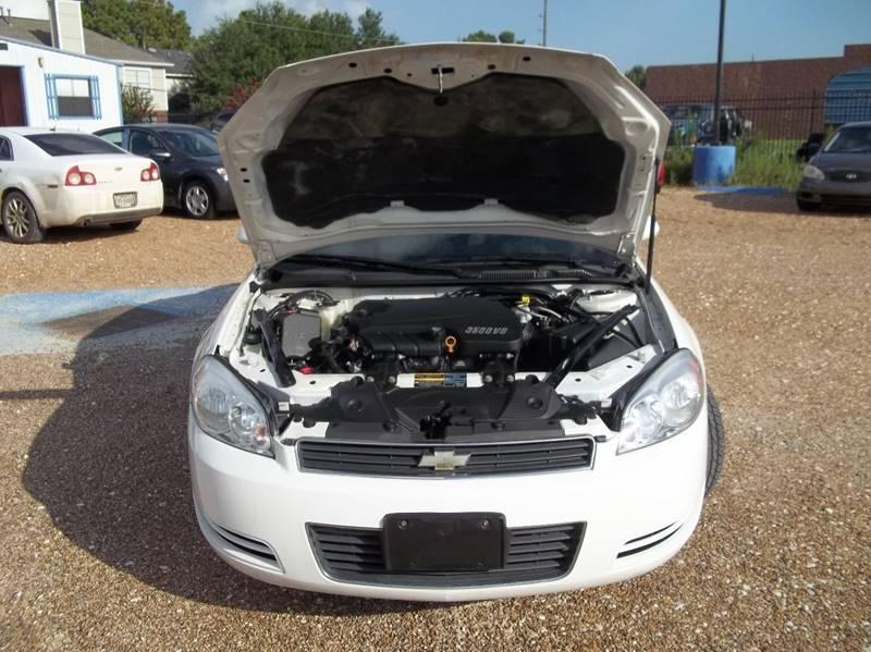 2009 Chevrolet Impala LT 4dr Sedan - Houston TX