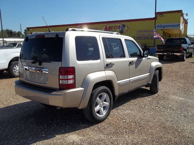 2011 Jeep Liberty LIMITED - Houston TX