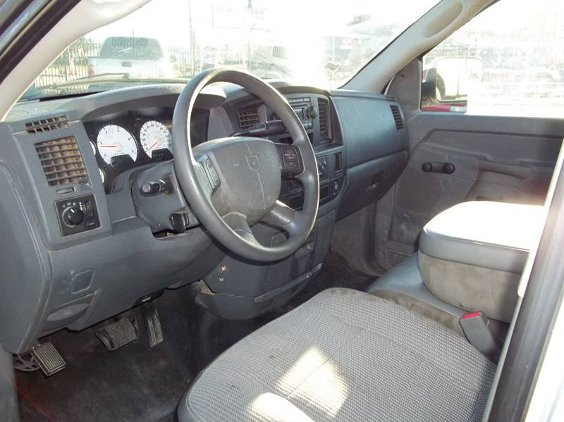2008 Dodge Ram Pickup 2500 2WD QUAD CAB 140.5'' ST - Houston TX