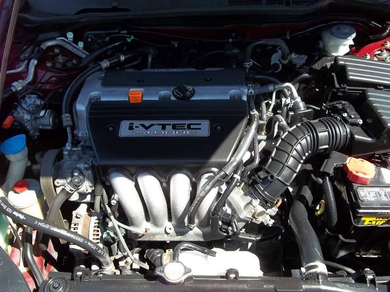 2007 Honda Accord Special Edition 4dr Sedan (2.4L I4 5A) - Houston TX