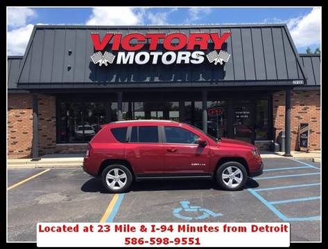 2016 Jeep Compass for sale in Chesterfield, MI