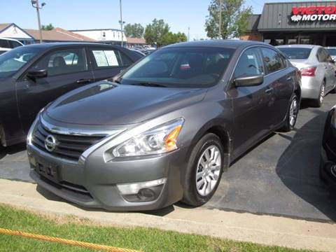 2015 Nissan Altima for sale in Chesterfield, MI