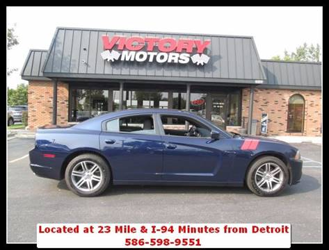 2014 Dodge Charger for sale in Chesterfield MI