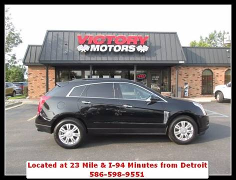 2013 Cadillac SRX for sale in Chesterfield, MI