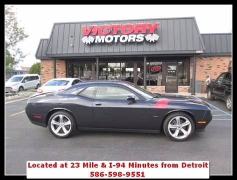 2017 Dodge Challenger for sale in Chesterfield MI