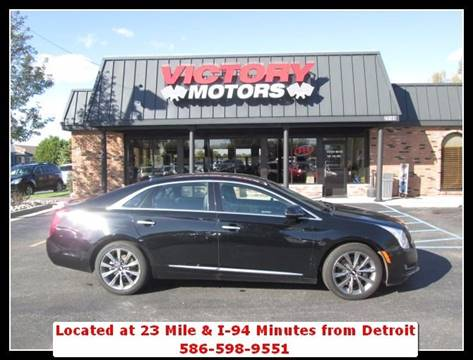 2016 Cadillac XTS for sale in Chesterfield, MI