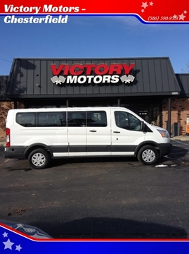 2017 Ford Transit Passenger for sale in Chesterfield, MI