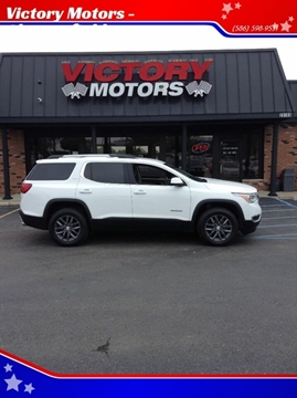 2018 GMC Acadia for sale in Chesterfield, MI