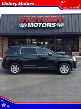 2012 GMC Terrain for sale in Chesterfield, MI