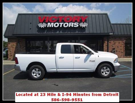 2016 RAM Ram Pickup 1500 for sale in Chesterfield MI