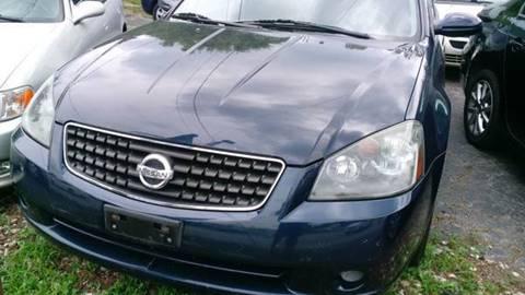 2006 Nissan Altima for sale in Cincinnati, OH