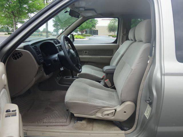 2000 Nissan Frontier 2dr XE Desert Runner Extended Cab SB - Springdale AR