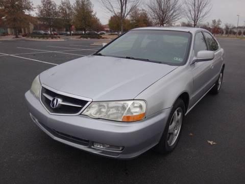 2003 Acura TL for sale in Springdale, AR