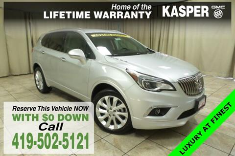 2016 Buick Envision for sale in Sandusky, OH