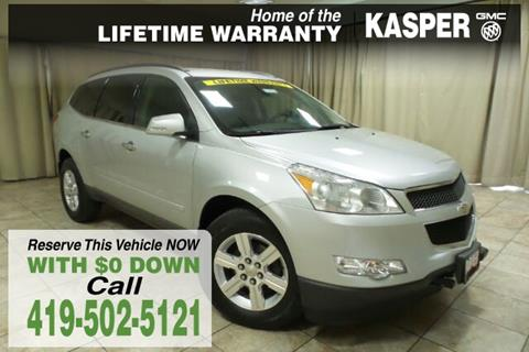 2011 Chevrolet Traverse for sale in Sandusky, OH