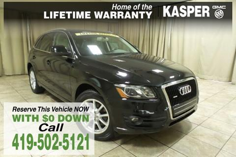 2010 Audi Q5 for sale in Sandusky, OH