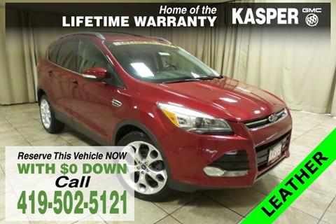 2013 Ford Escape for sale in Sandusky, OH
