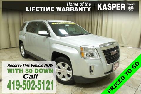 2011 GMC Terrain for sale in Sandusky, OH