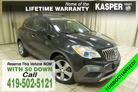 2013 Buick Encore for sale in Sandusky, OH