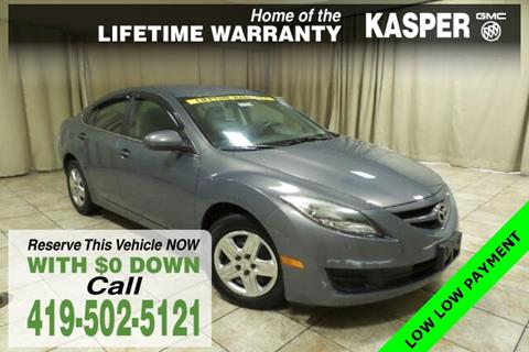 2011 Mazda MAZDA6 for sale in Sandusky, OH