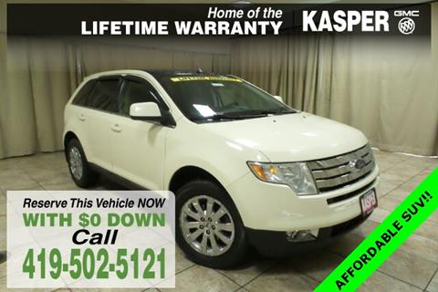2008 Ford Edge for sale in Sandusky, OH