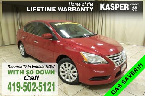 2013 Nissan Sentra for sale in Sandusky, OH