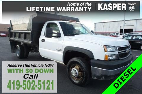 2007 Chevrolet Silverado 3500 Classic for sale in Sandusky OH