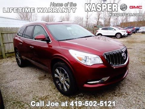 2017 Buick Enclave for sale in Sandusky, OH