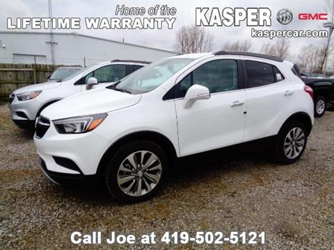 2017 Buick Encore for sale in Sandusky OH