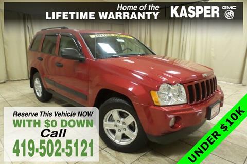 2006 Jeep Grand Cherokee for sale in Sandusky, OH