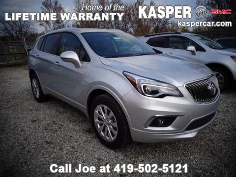2017 Buick Envision for sale in Sandusky, OH