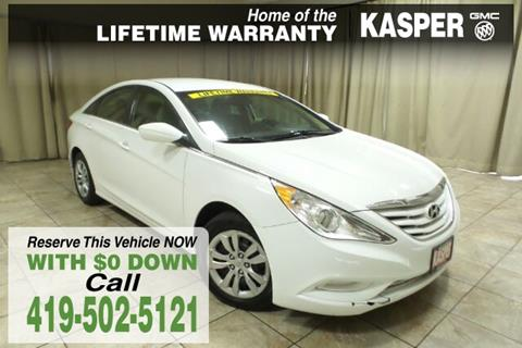 2012 Hyundai Sonata for sale in Sandusky, OH