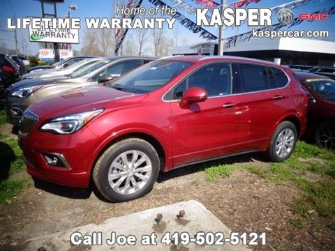 2017 Buick Envision for sale in Sandusky OH