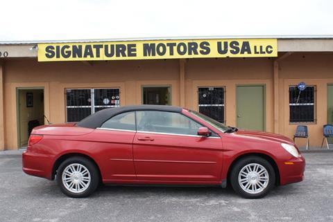 2008 Chrysler Sebring for sale in Orlando, FL
