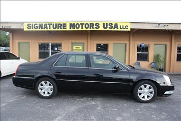 2007 Cadillac DTS for sale in Orlando, FL