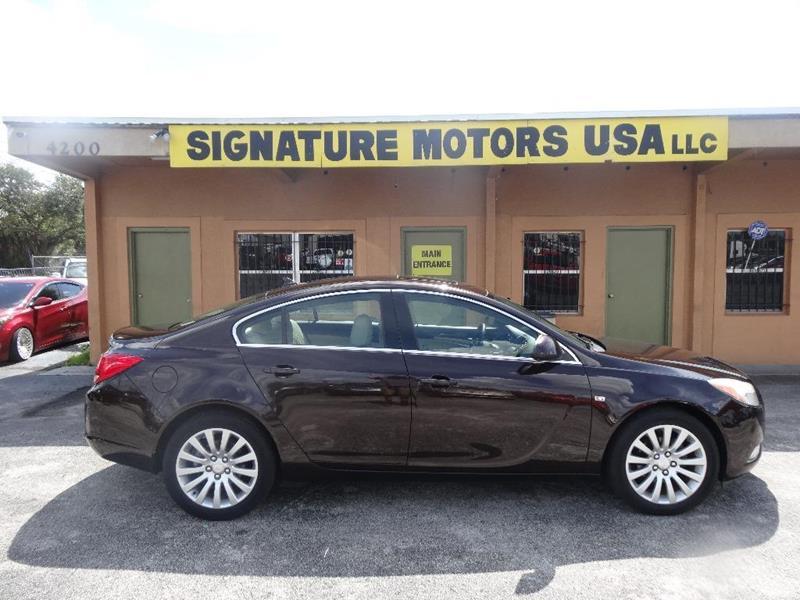 Buick Used Cars Bad Credit Auto Loans For Sale Orlando SIGNATURE ...