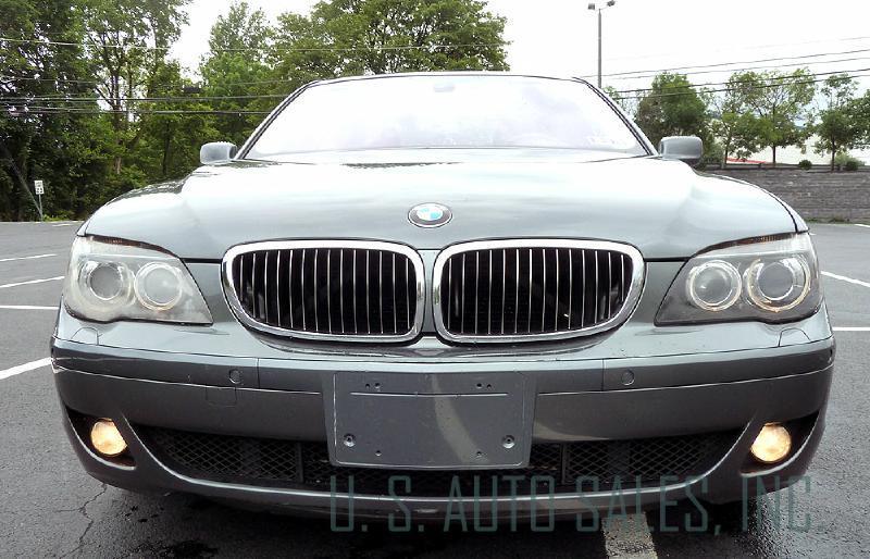 2007 BMW 7 Series 750i 4dr Sedan - Harrisburg PA