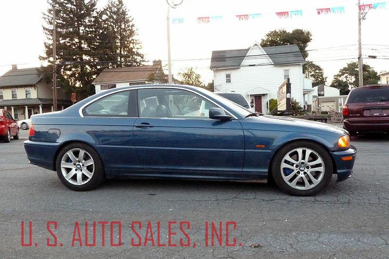 2001 BMW 3 Series 330Ci 2dr Coupe - Harrisburg PA
