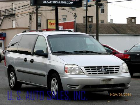 2007 Ford Freestar