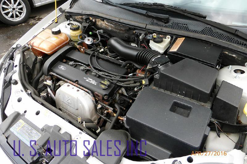 2002 Ford Focus SE Comfort 4dr Sedan w/Zetec - Harrisburg PA