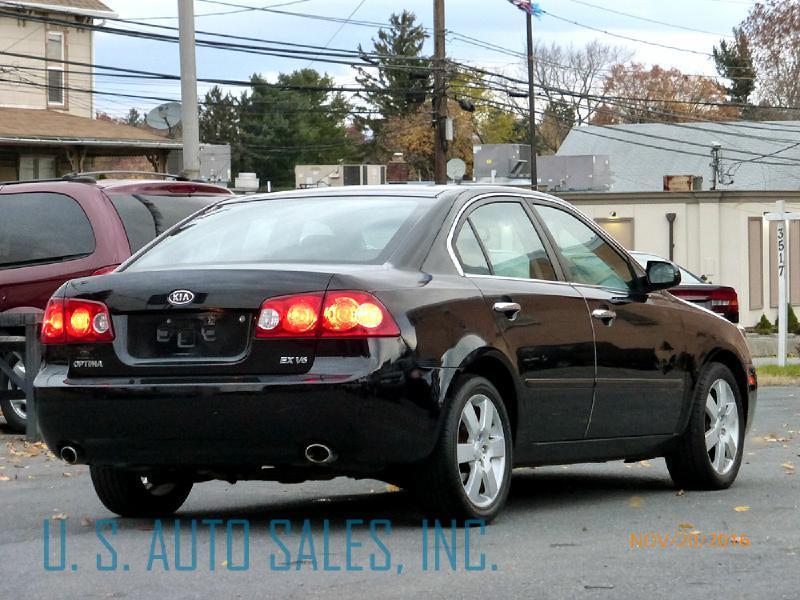 2006 Kia Optima  - Harrisburg PA