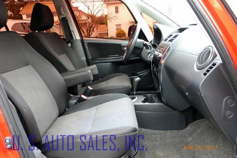 2009 Suzuki SX4 SPORT - Harrisburg PA