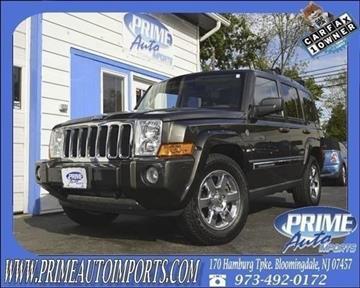 2006 Jeep Commander for sale in Riverdale, NJ