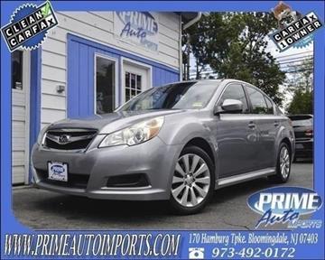 2010 Subaru Legacy for sale in Riverdale, NJ