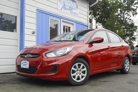 2014 Hyundai Accent for sale in Bloomingdale, NJ